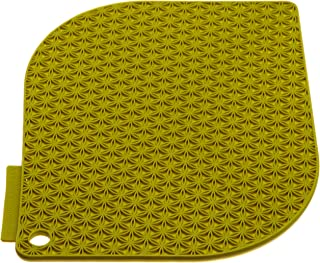 Charles Viancin Honeycomb Pot Holder - Amazon Green