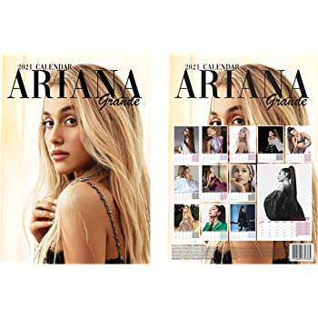 Postergr/ö/ße A3 Ariana Grande Kalender 2021 gro/ß