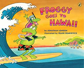 Froggy Goes to Hawaii [Idioma Inglés]