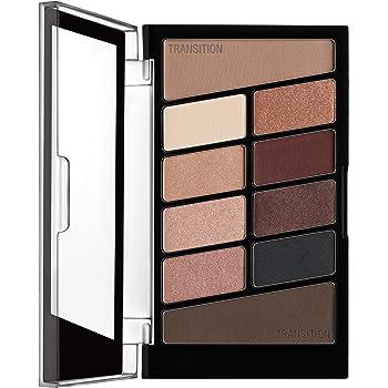 wet n wild Color Icon Eyeshadow 10 Pan Palette, Nude Awakening