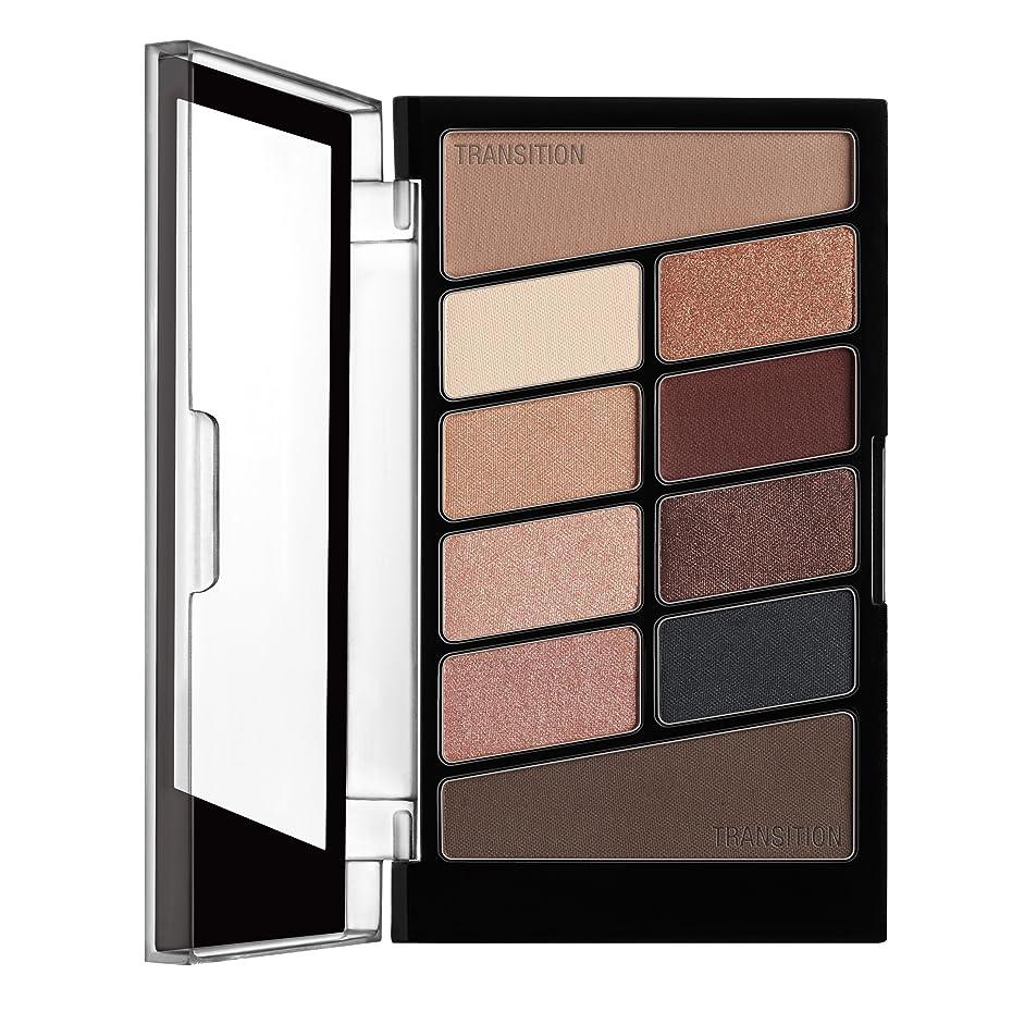 ミニチュアビタミン待つWET N WILD Color Icon Eyeshadow 10 Pan Palette - Nude Awakening (並行輸入品)