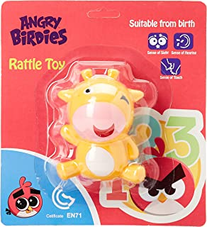 Angry Birds-Rattle Toy Cow (Pack of 6)