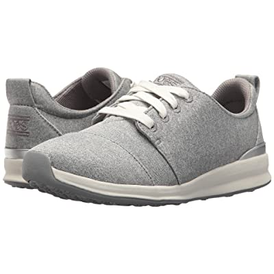 BOBS from SKECHERS Bobs Phresh Top Spot (Gray) Women