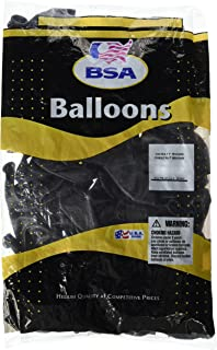 Chestnut Brown PartyMate 12 Round Football Touchdown Printed Latex Balloons 8-Count