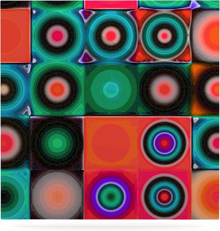 Kess eigene quadratisch Luxe Luxe Luxe Panel B071KV62VZ 6a9138