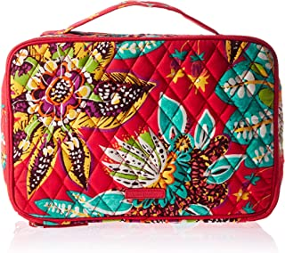 b99d078e5a Amazon.com  Vera Bradley - Cosmetic Bags   Bags   Cases  Beauty ...