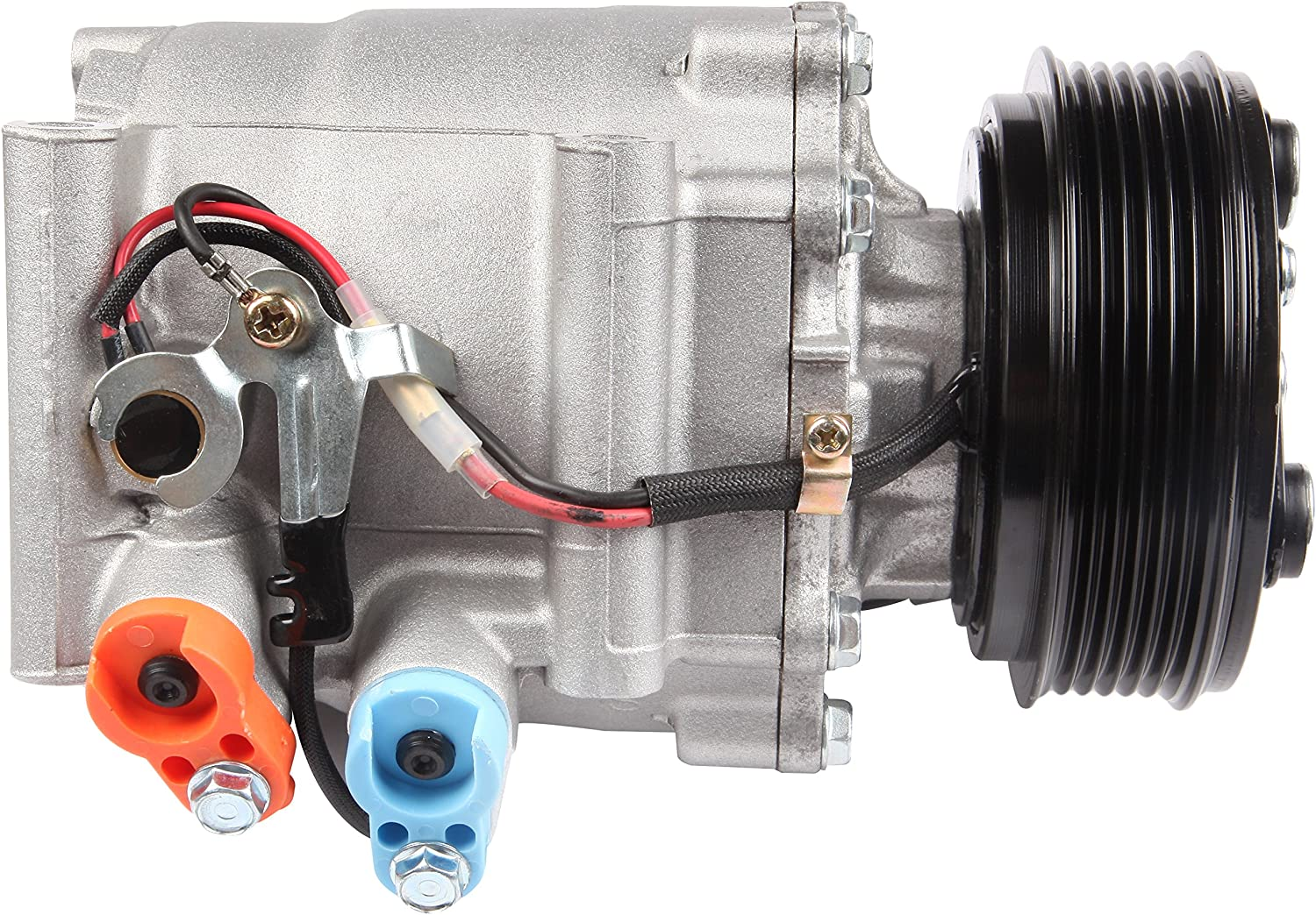 NOTUDE AC Compressor with Clutch for famous OFFicial mail order Civic 2002-2005 4914AC A CO
