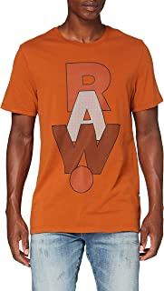 G-STAR RAW Raw Graphic Camiseta para Hombre