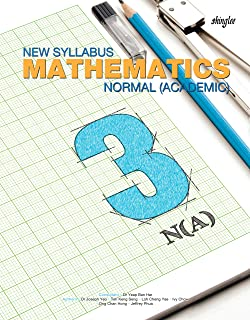 New Syllabus Mathematics Textbook 3 (Normal Academic)