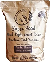 Brother Nature Nutrition Superfood Meal Replacement Drink 2 1kg Vanilla