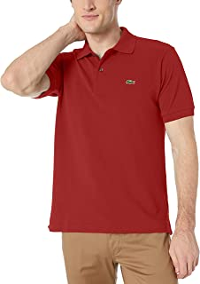 Lacoste Men's Short Sleeve L.12.12 Pique Polo Shirt