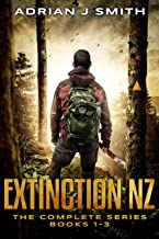 Extinction New Zealand Trilogy (A post-apocalyptic survival thriller)