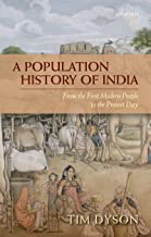 A Population History of India: From the First Modern People to the Present Day
