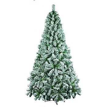 Albero Di Natale 120 Cm.Flora Albero Di Natale Pvc 120 Cm Amazon It Casa E Cucina