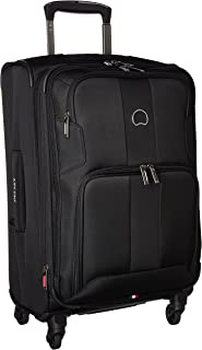 DELSEY Paris Sky Max 2.0 Softside Expandable Luggage with Spinner Wheels