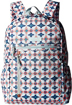 Vera Bradley Lighten Up Study Hall Backpack