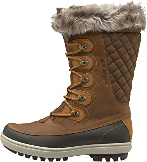Womens Garibaldi VL Cold Weather Snow Boots, New Wheat/Espresso, 6.5