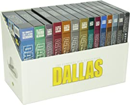 Dallas: The Complete Collection Seasons 1-14 + 3 Movies