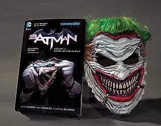 the joker mask comic