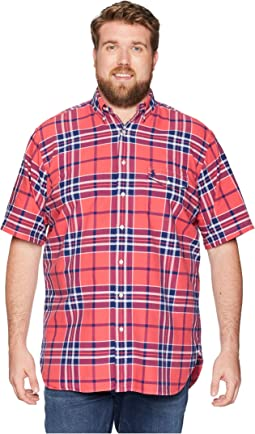 Big & Tall Oxford Button Down Sport Shirt