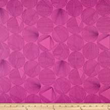 Andover Quantum Petri Fabric, Magenta, Fabric By The Yard