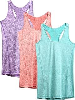 neleus 女式3件装压缩健身运动衬衫