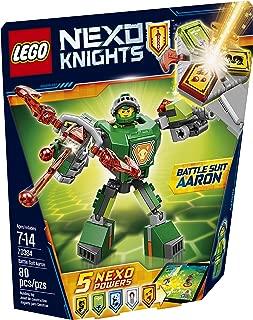 Best lego nexo knights battle suit aaron Reviews