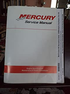 merCruiser Service Manual Number 6: Sterndrive Units R MR Alpha One Alpha One SS