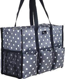 Pursetti Teacher Bag with Pockets – Perfect Gift for Teacher's Appreciation..