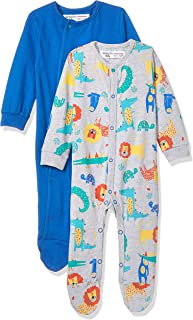 Minoti Boy's Turtle 1 Sleepsuit