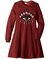 Kenzo Kids - Eye Dress (Big Kids)