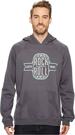 Rock and Roll Cowboy - Long Sleeve Pullover Hoodie P8H4005
