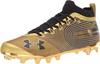 Under Armour Men's UA Spotlight MC High-Top Football Shoe