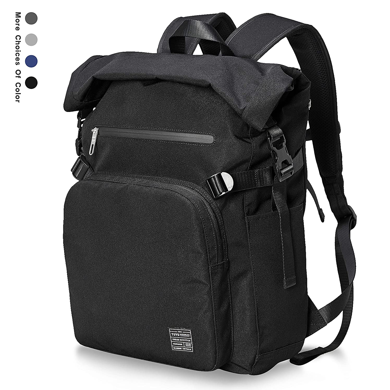 Business Travel Backpack,Laptop Backpack for Men 15.6 inch,Water Resistant Large Backpack,College Backpack Black,17inch Laptop Backpack,Business Anti Theft Daypack