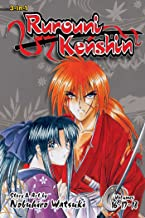 Rurouni Kenshin (3-in-1 Edition), Vol. 6: Includes vols. 16, 17 & 18 (6)