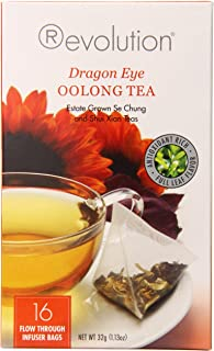 Revolution Tea Dragon Eye Oolong, 16 Count
