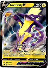 Toxtricity V 070/192 - Ultra Rare - Pokemon Sword and Shield Rebel Clash
