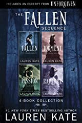 The Fallen Series: 4-Book Collection: Fallen; Torment; Passion; Rapture Kindle Edition