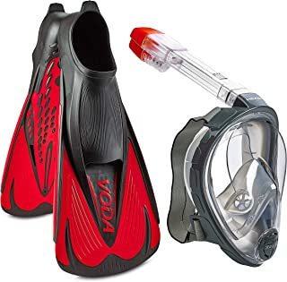 Full Face Snorkel Mask Made In Italy