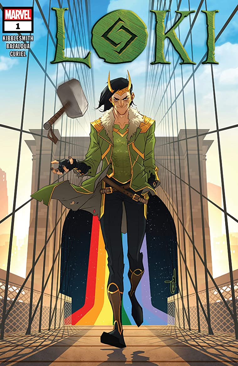 傷跡手数料地図Loki (2019-) #1 (English Edition)