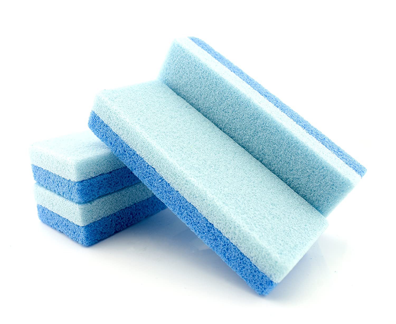 N.e.i Ultimate Popular product Blue Tucson Mall Pumice 4-pack Pad