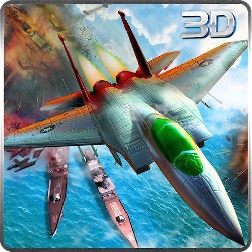Reglas de supervivencia Army Battlefield Adventure 3D: guerra de la zona de guerra de la Armada Air Attack Warship Simulador de la batalla de aviones juego gratis para los niños
