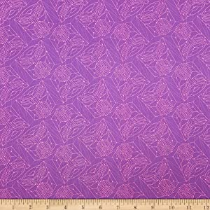 Eugene Textiles Camelot Hasbro Transformers Constellation Purple, Fabric by the Yard