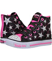 SKECHERS KIDS - Rockin Stars 10778L Lights (Little Kid/Big Kid)