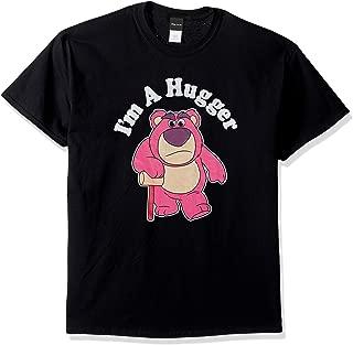 Men's Toy Story Lotso Huggin Bear I'm A Hugger Graphic T-Shirt