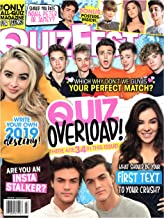QuizFest Magazine Winter 2018 w/ Why Don't We Ariana Grande Ross Lynch Posters