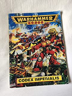 Warhammer 40,000: Codex Imperialis