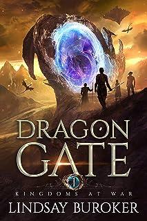 Kingdoms at War: An Epic Fantasy Adventure (Dragon Gate Book 1)
