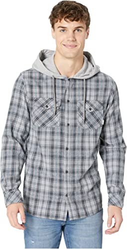 The Magston Hooded Flannel