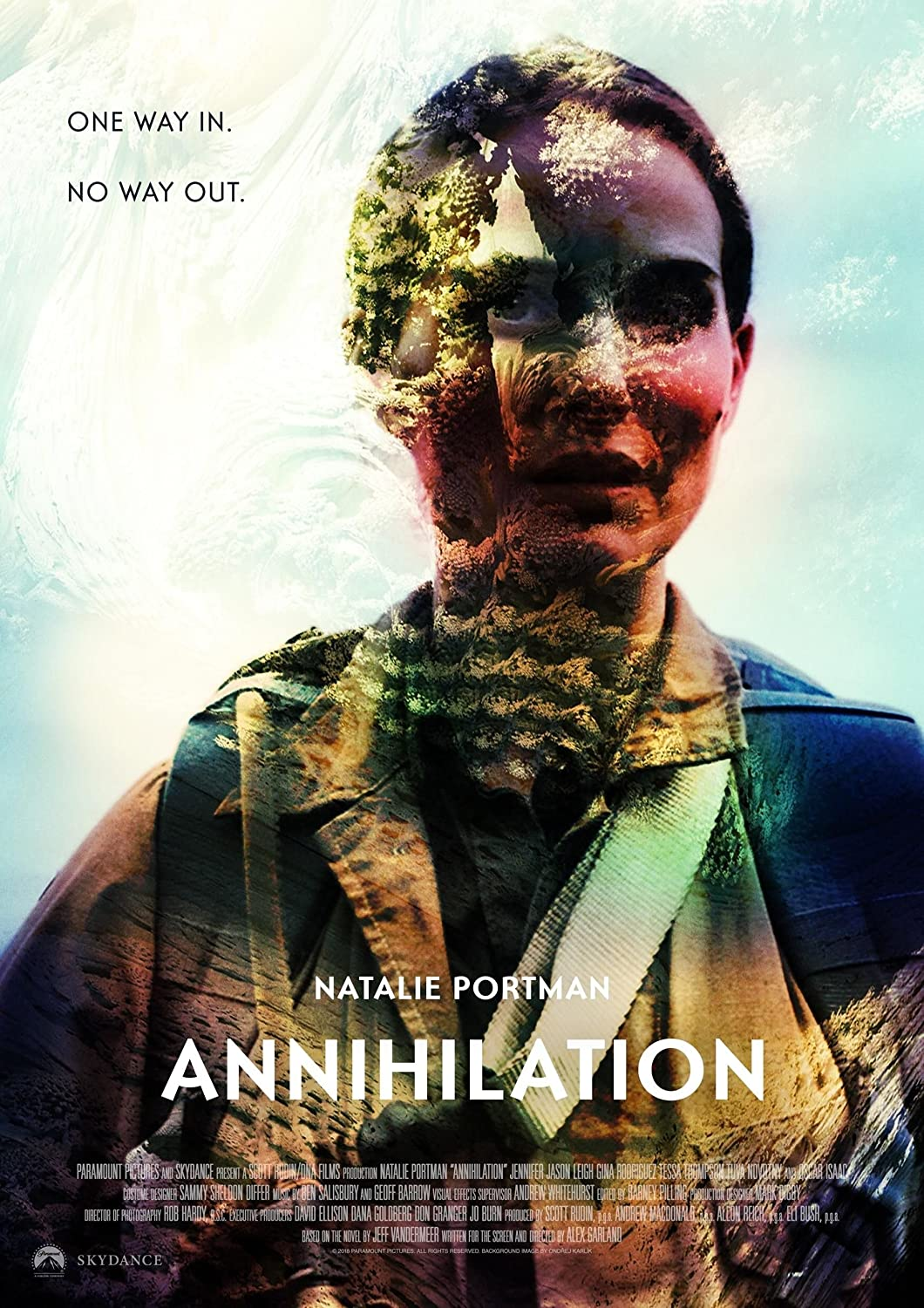 Black Creations Annihilation 3 Movie Poster Canvas Picture Art Print Premium Quality A0 A1 A2 A3 A4 (A0 Canvas (30 40))